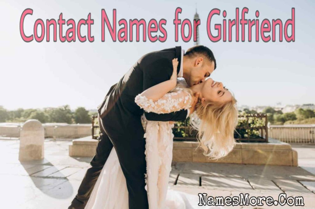 Contact Names for Girlfriend