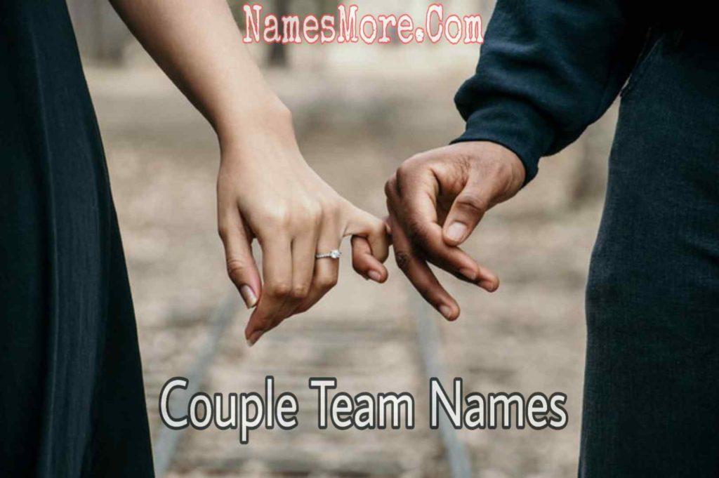 Couple Team Names
