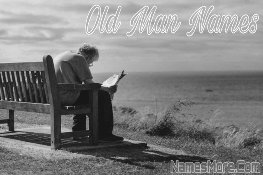 Old Man Names
