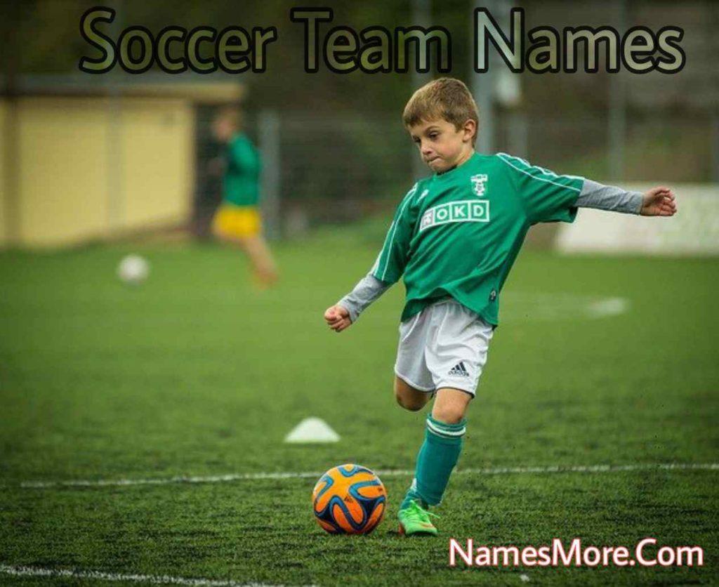 Soccer Team Names