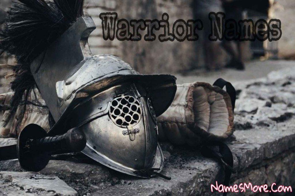 Warrior Names