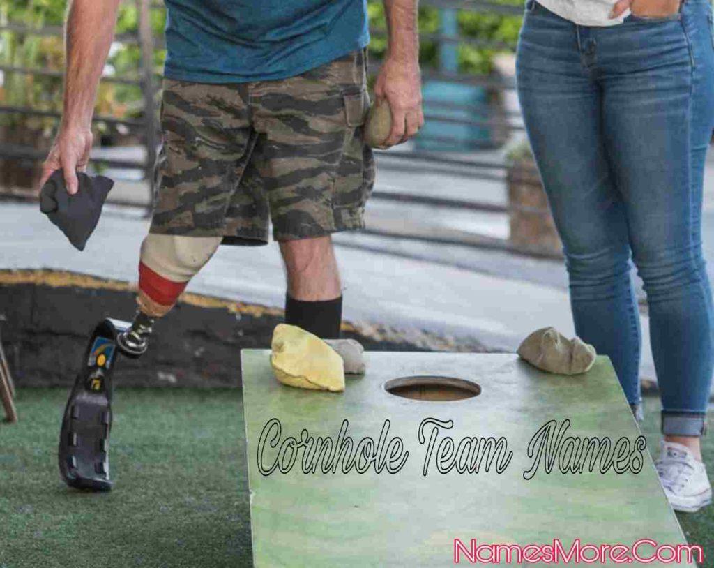 Cornhole Team Names