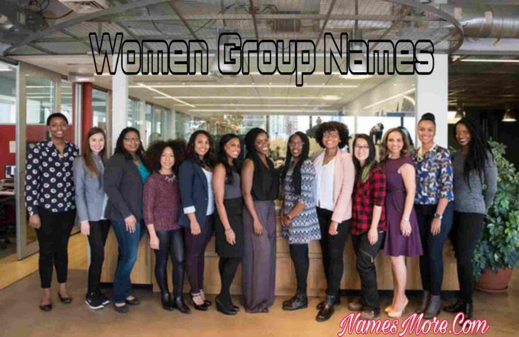 Women Group Names