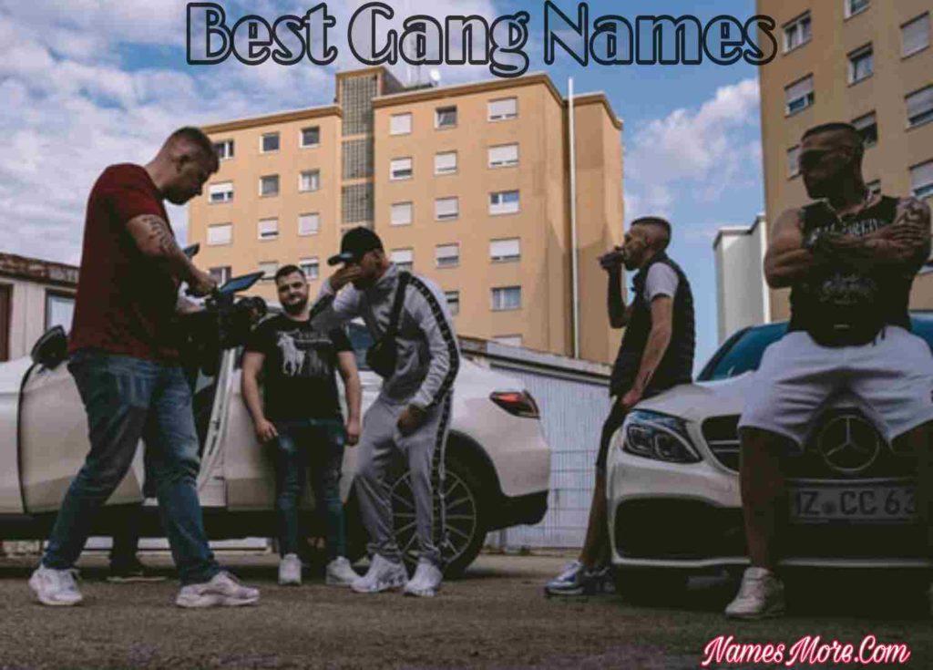 Gang Names