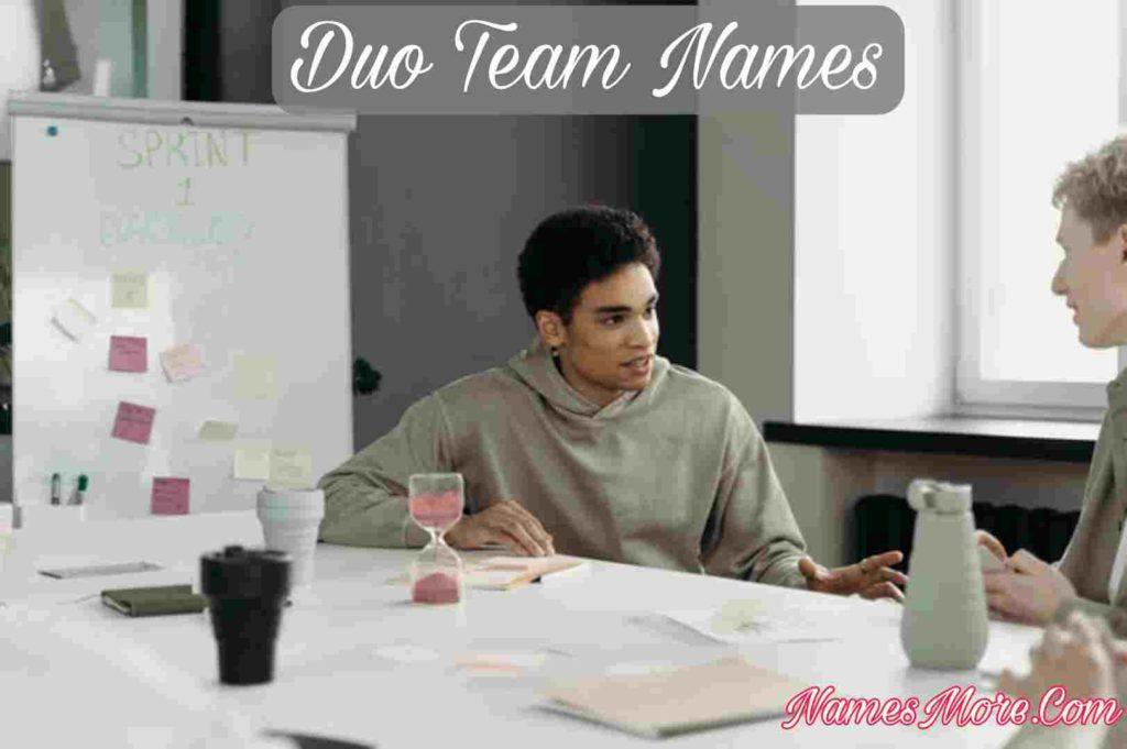 Duo Team Names