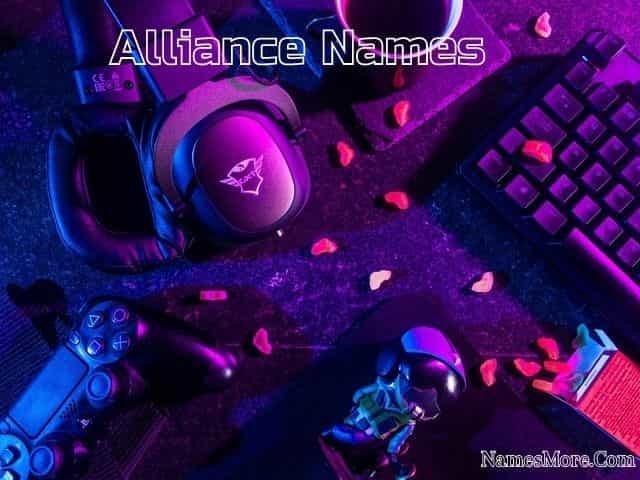 Alliance Names