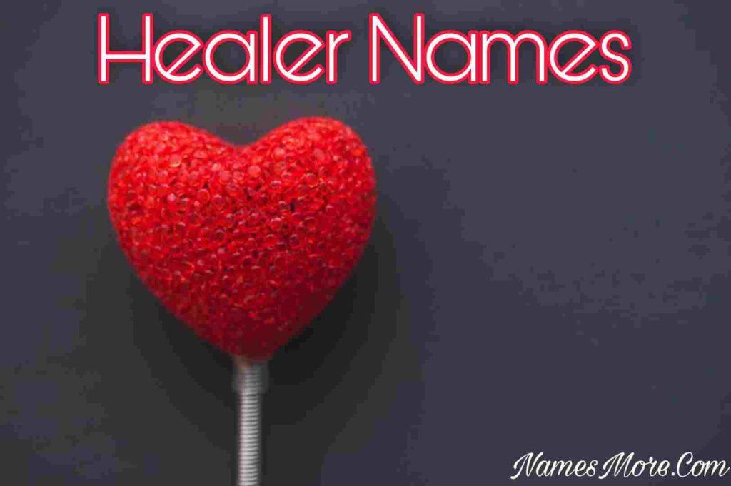 Healer Names