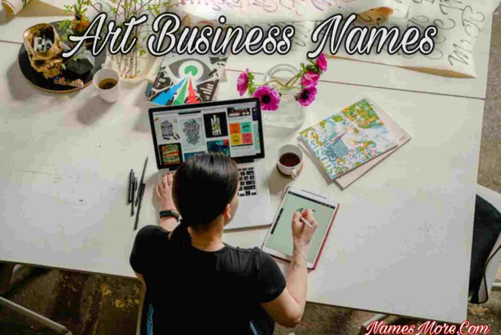 Art Business Names