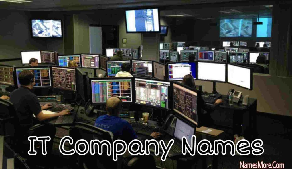 IT Company Names