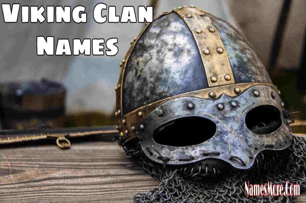 Viking Clan Names