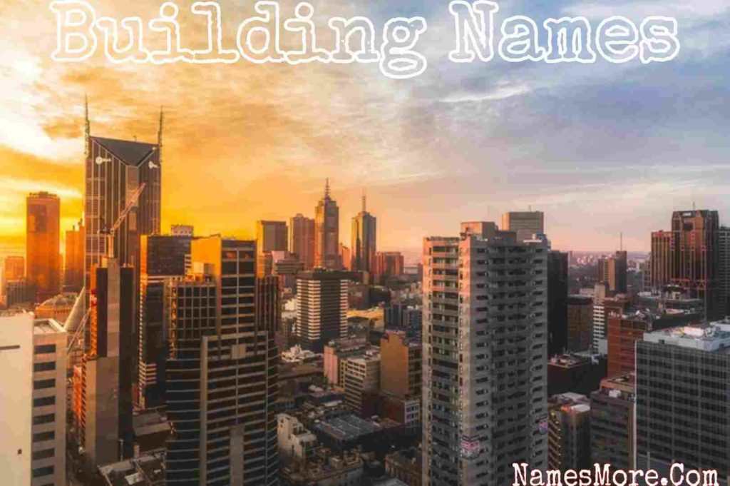 Building Names