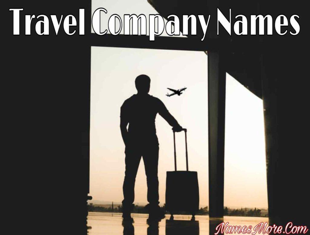 Travel Company Names