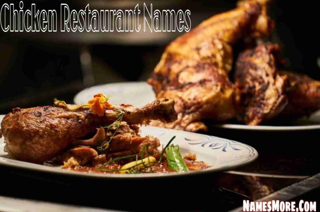 Chicken Restaurant Names