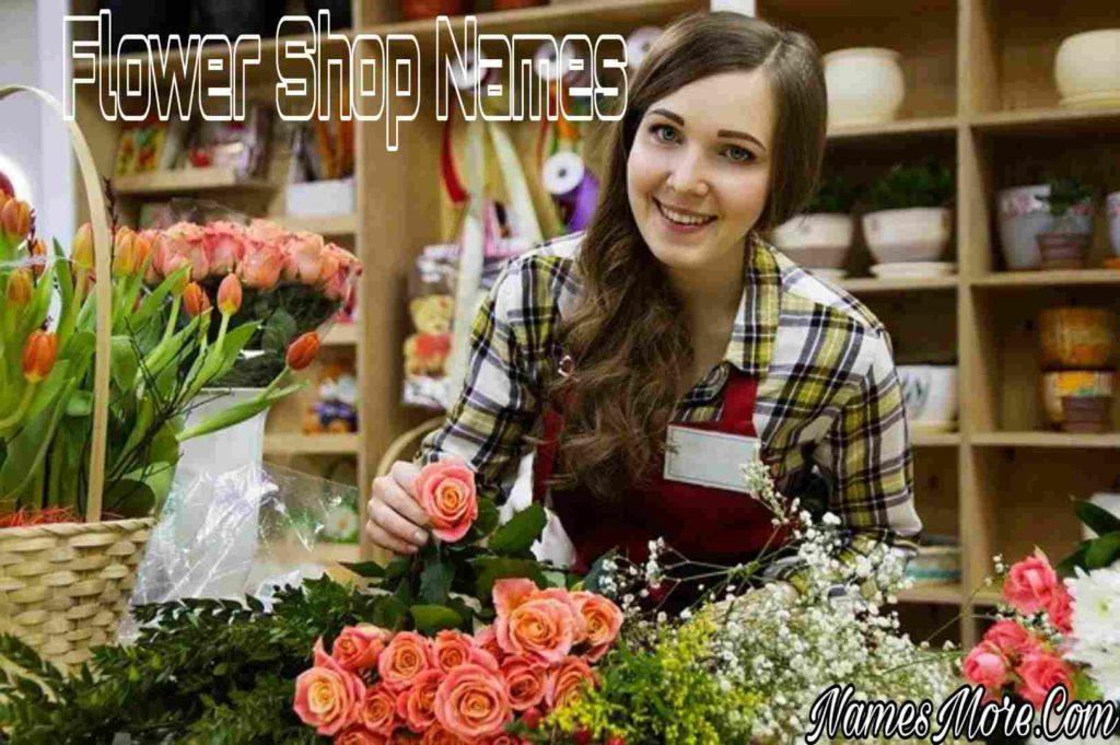 Flower Shop Names