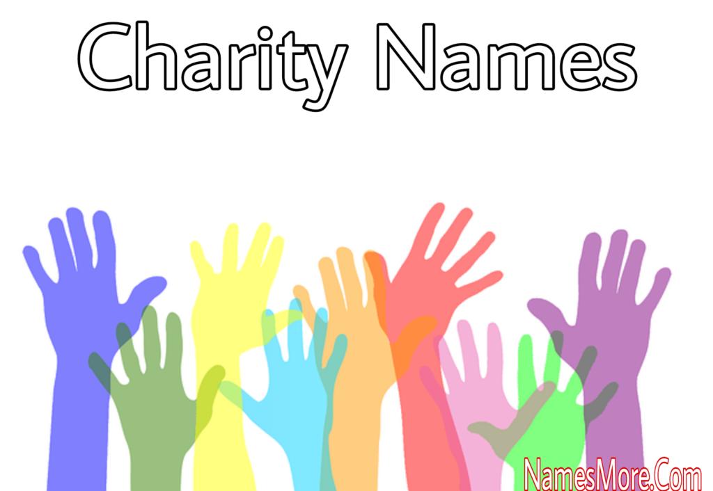 Charity Names