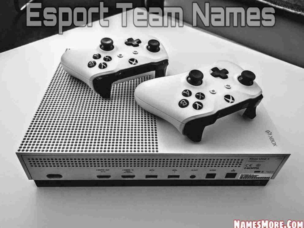 eSports Team Names