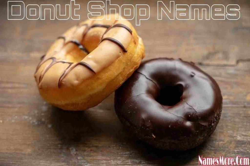 Donut Shop Names