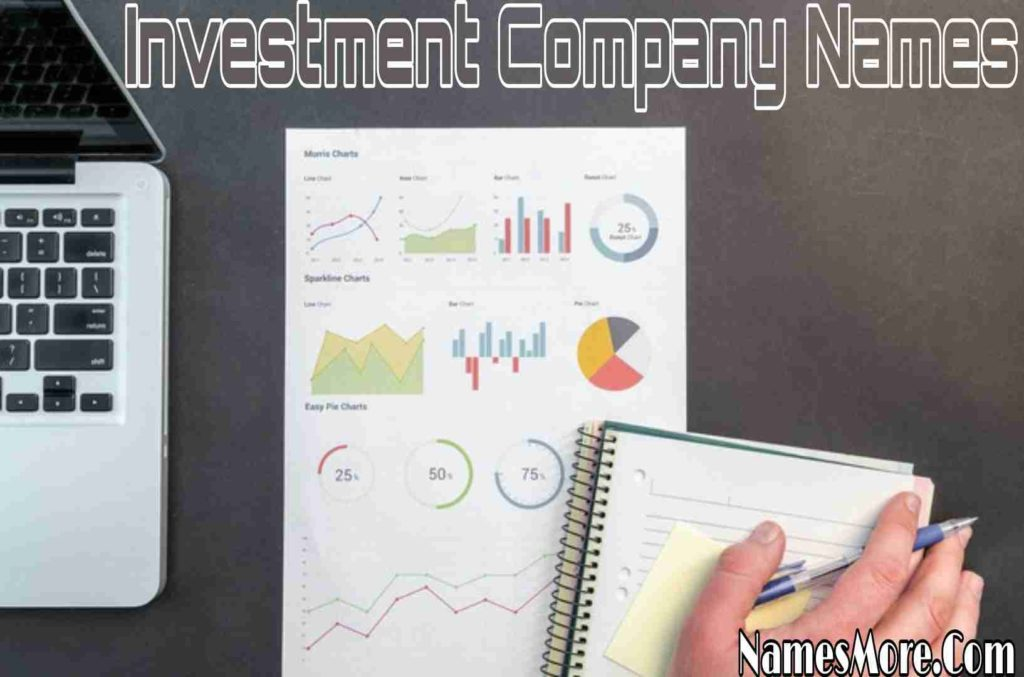 Investment Company Names