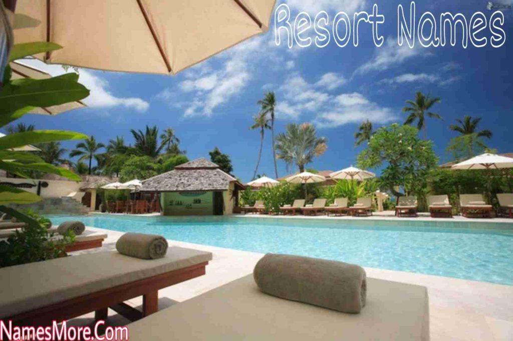 Resort Names