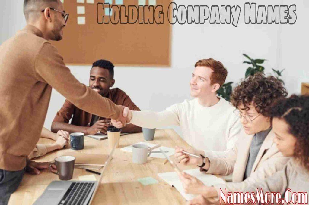 holding Company Names