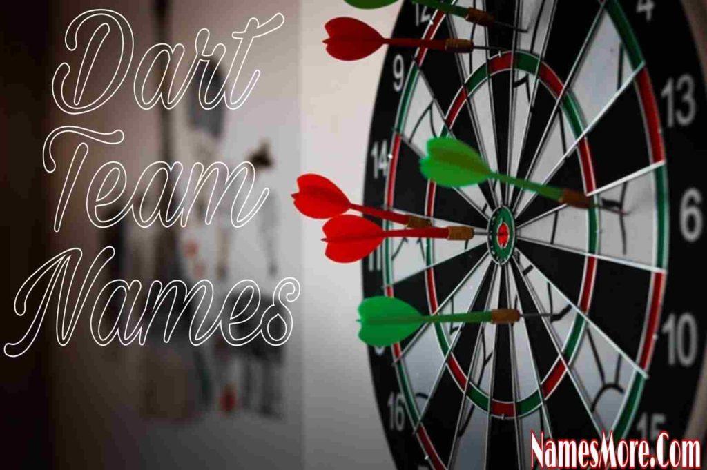 Dart Team Names